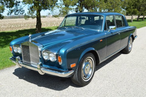 1979 Rolls Royce Silver Shadow sedan for sale