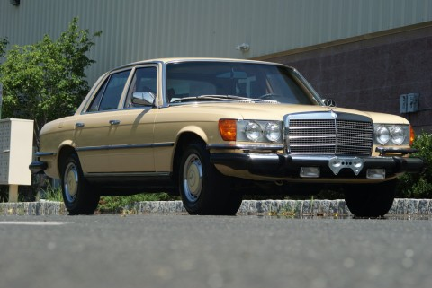1980 Mercedes Benz 300SD Sedan for sale