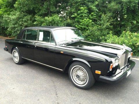 1980 Rolls Royce Silver Wraith II Sedan for sale