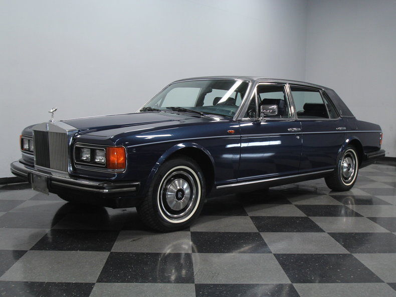 1984 rolls royce silver spur for sale. Black Bedroom Furniture Sets. Home Design Ideas