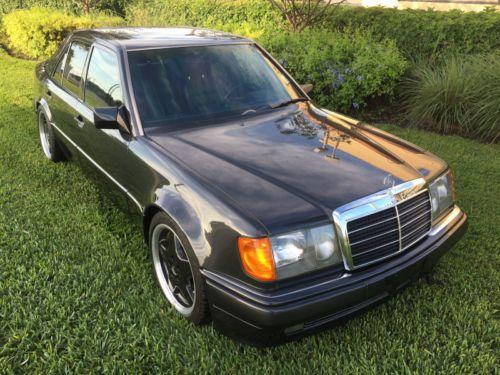 1992 Mercedes Benz 500e Sedan For Sale