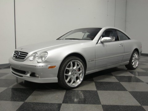 2002 Mercedes Benz CL Class for sale