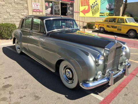 1958 Rolls Royce Silver Cloud for sale