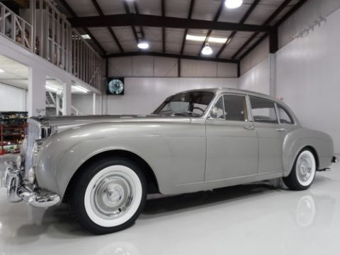 1959 Bentley S1 Continental Flying Spur Sports Saloon by H.J. Mulliner for sale