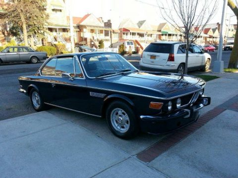 Bone stock 1970 BMW 2800cs for sale