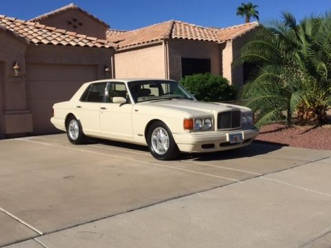Low miles 1998 Bentley Brooklands R for sale