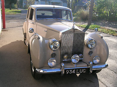 1955 Rolls Royce Dawn for sale