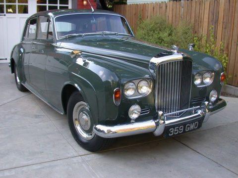 Beautiful 1963 Bentley S3 Series for sale
