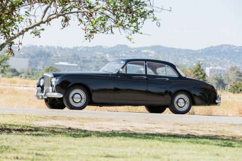 Very rare 1961 Bentley S2 Continental James Young edition (1 of 6 made) for sale