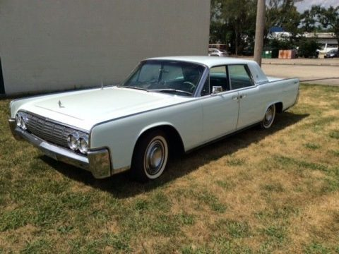 1960 lincoln continental mark v sedan for sale. Black Bedroom Furniture Sets. Home Design Ideas