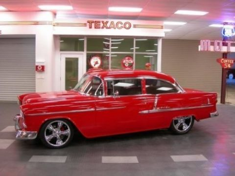 Beautifully restored 1955 Chevrolet Bel Air/150/210 for sale