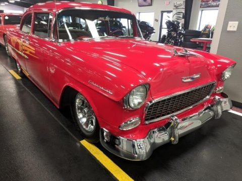 NICE CLEAN 1955 Chevrolet Bel Air/150/210 for sale