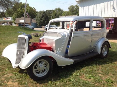 1934 Ford Tudor – All Steel for sale