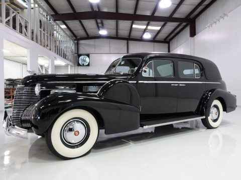 1940 Cadillac Fleetwood Series 75 Formal Sedan for sale