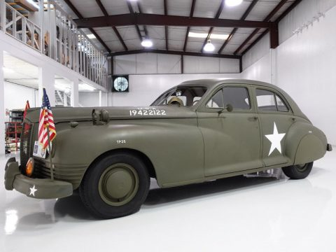 1947 Packard Clipper Custom Super Clipper Eight Army Staff Car for sale