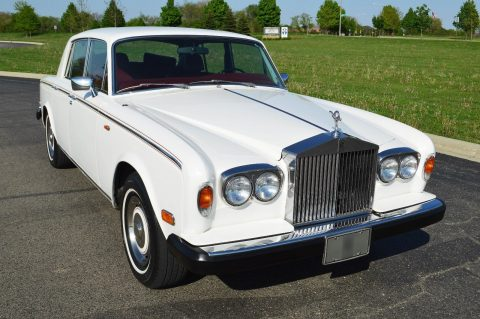 1980 Rolls Royce – Very clean & original for sale