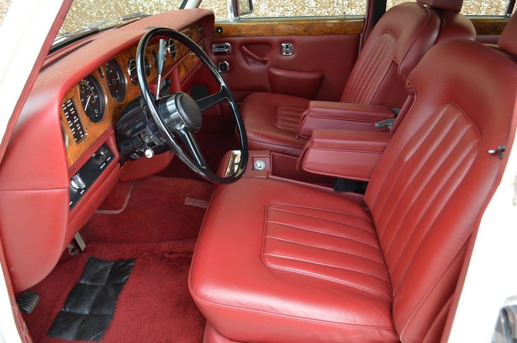 1980 Rolls Royce – Very clean & original