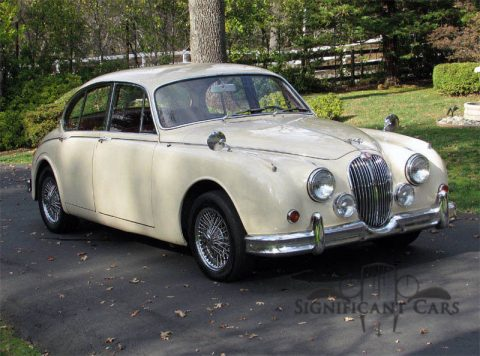 VERY ATTRACTIVE 1961 Jaguar 3.8S for sale