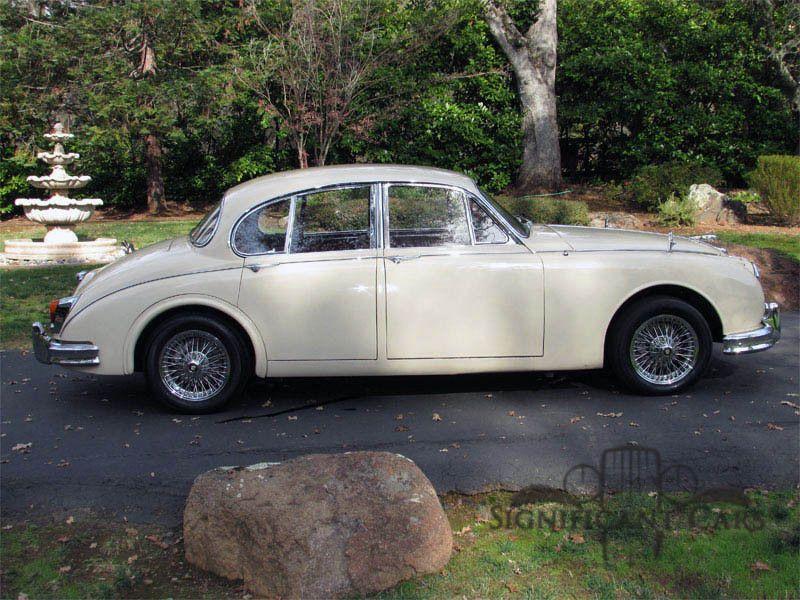VERY ATTRACTIVE 1961 Jaguar 3.8S