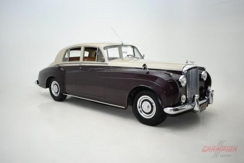VERY NICE 1955 Bentley S1 for sale