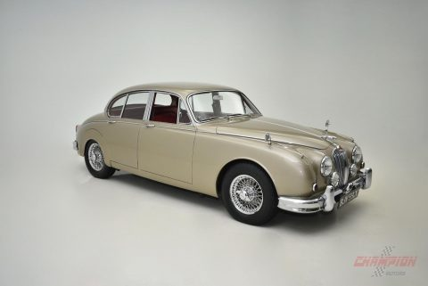 Wonderful 1965 Jaguar Mark 2 Sedan for sale