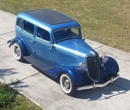 1934 Ford Model 40 – A NICE ORIGINAL CAR for sale