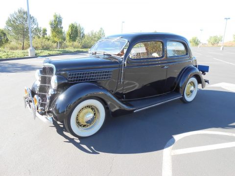 1935 Ford Model 48 Tudor Native California for sale