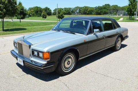1991 Rolls Royce Silver Spirit/spur/dawn Long Wheel Base saloon for sale
