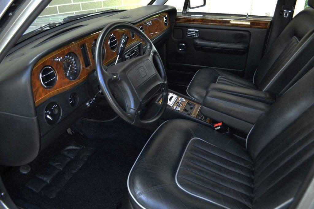 1991 Rolls Royce Silver Spirit/spur/dawn Long Wheel Base saloon