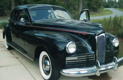 GREAT 1941 Packard Clipper Factory trim for sale