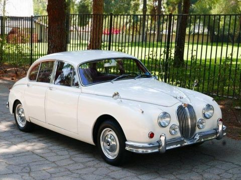 NICE 1967 Jaguar Mark II for sale