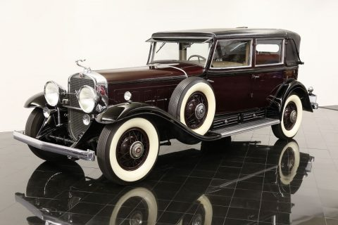 AMAZING 1931 Cadillac V 16 Madam X Landau Sedan for sale