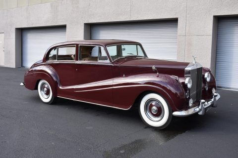 BEAUTIFUL 1956 Rolls Royce Silver Wraith Touring Limousine for sale