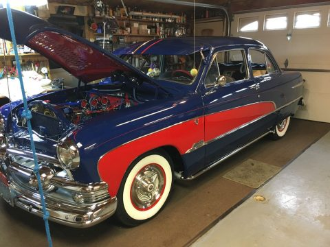 NICE 1951 Ford Custom Tudor Crestliner & Custom for sale