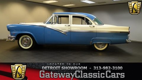 VERY NICE 1956 Ford Fairlane Town Sedan for sale