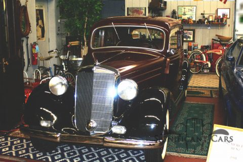 1952 Mercedes Benz S Class 170S – Excellent Condition! for sale