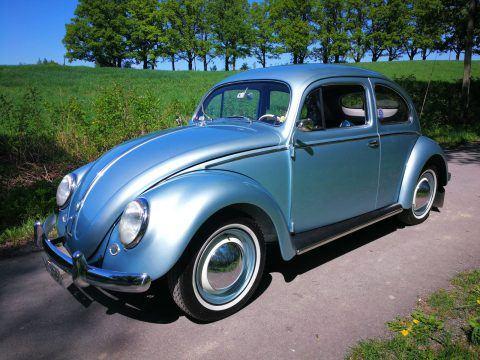 AMAZING 1955 Volkswagen Beetle Classic for sale