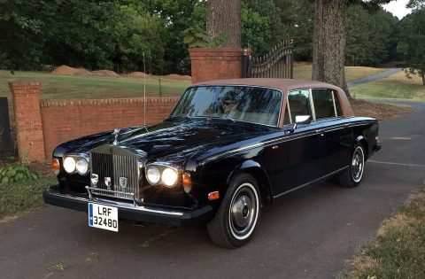 AMAZING 1977 Rolls Royce Wraith for sale
