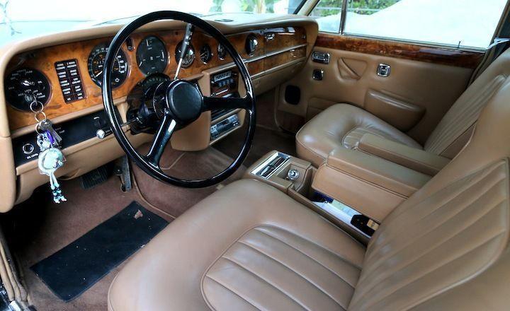 AMAZING 1977 Rolls Royce Wraith