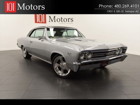 VERY NICE 1967 Chevrolet Chevelle SS 427 for sale