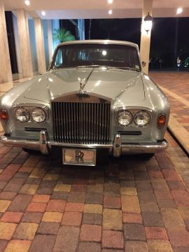 AMAZING 1967 Rolls Royce Silver Shadow for sale