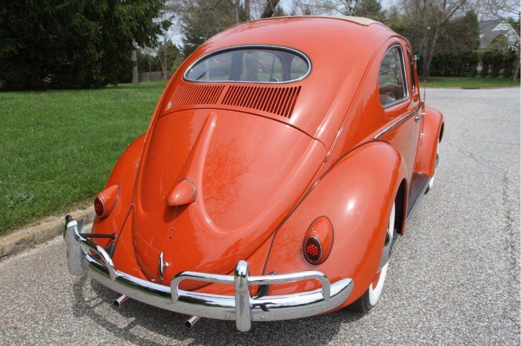 OUTSTANDING 1956 Volkswagen Beetle
