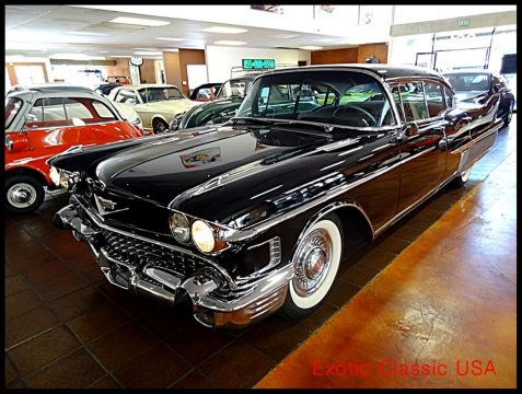 RARE 1958 Cadillac Fleetwood Sixty Special for sale