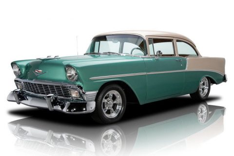 TERRIFIC 1956 Chevrolet Bel Air/150/210 for sale