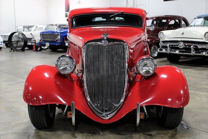 VERY DESIRABLE 1934 Ford Coupe