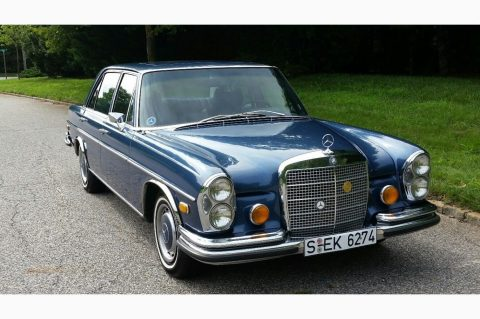 1972 Mercedes Benz 200 Series in excellent condition for sale