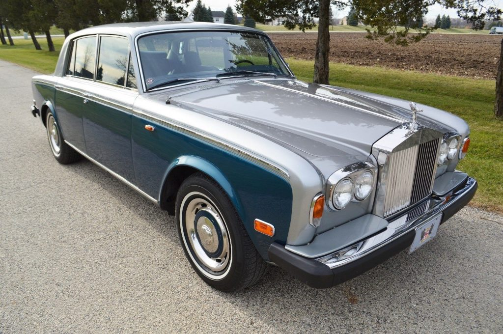 BEAUTIFUL 1978 Rolls Royce Silver Shadow II