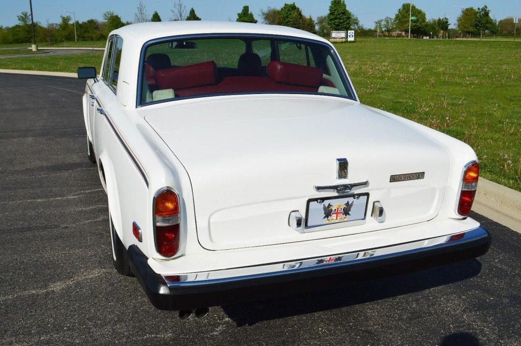 BEAUTIFUL 1980 Rolls Royce Silver Shadow II