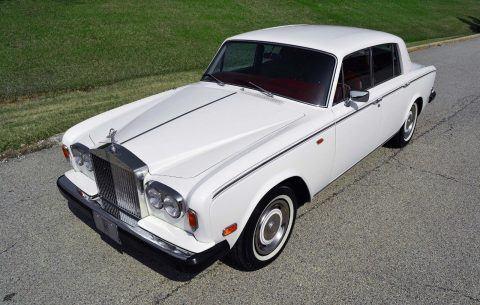 GORGEOUS 1977 Rolls Royce Silver Shadow II for sale