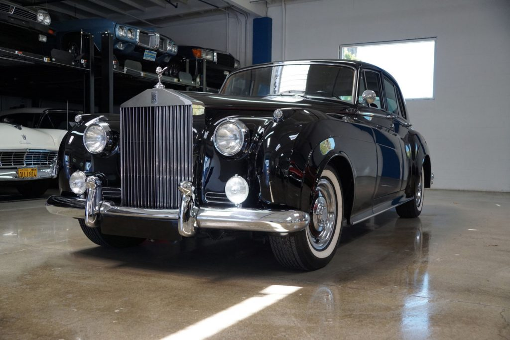 VERY RARE 1962 Rolls Royce Silver Cloud II